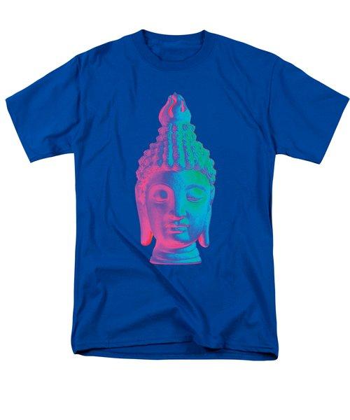 colorful Buddha - Sukhothai Men's T-Shirt  (Regular Fit) by Terrell Kaucher