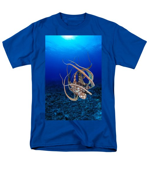 Hawaii, Day Octopus T-Shirt by Dave Fleetham - Printscapes