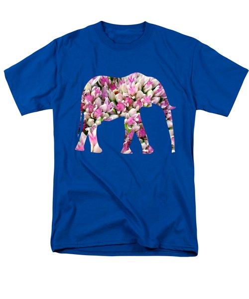 Abstract Sedum Men's T-Shirt  (Regular Fit) by Christina Rollo