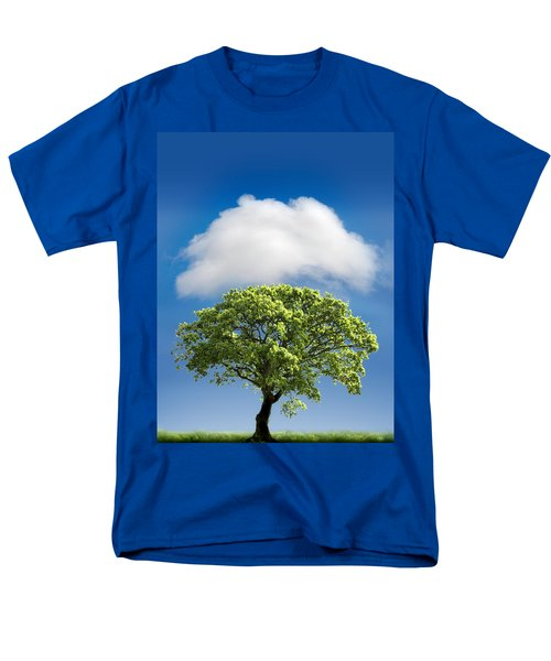 Cloud Cover T-Shirt by Mal Bray