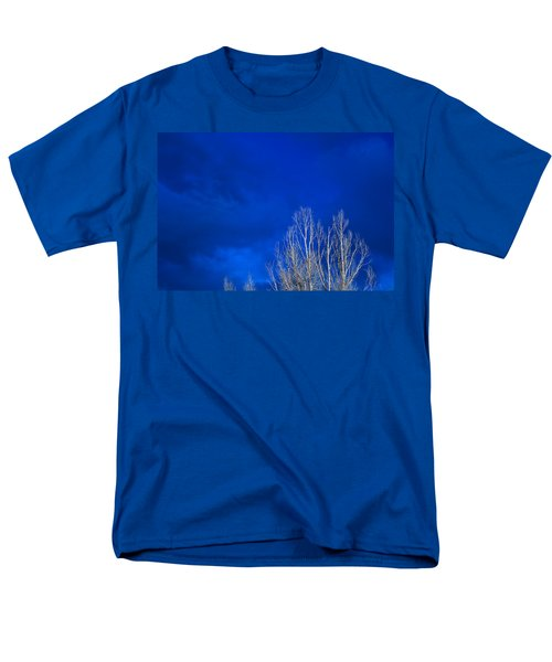 Night Sky T-Shirt by Steve Gadomski