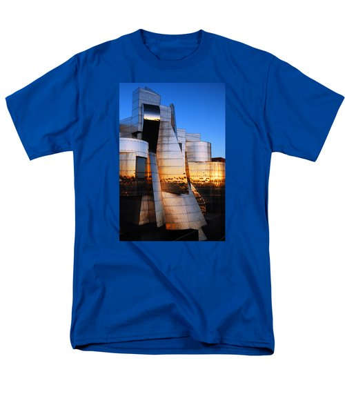 Reflections Of Sunset Men's T-Shirt  (Regular Fit) by James Kirkikis