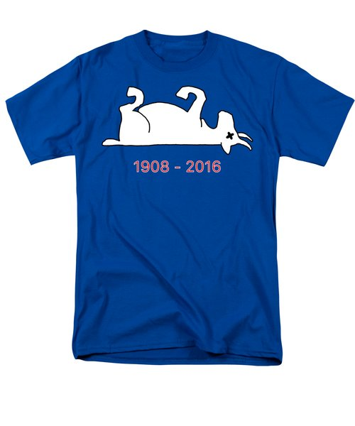 The Goat Is Dead Men's T-Shirt  (Regular Fit) by Larry Scarborough