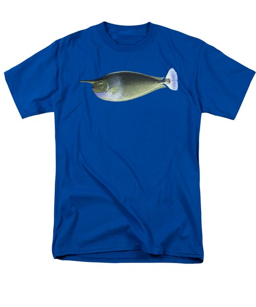 Unicorn Fish Men's T-Shirt  (Regular Fit) by Roy Pedersen
