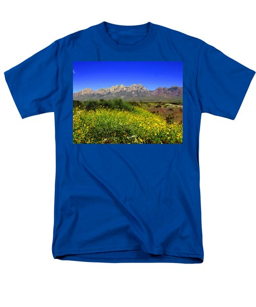 View from Dripping Springs Rd T-Shirt by Kurt Van Wagner