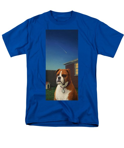 Watchdog T-Shirt by James W Johnson