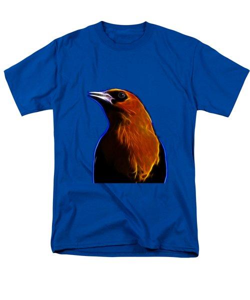 Yellow Headed Blackbird Men's T-Shirt  (Regular Fit) by Shane Bechler