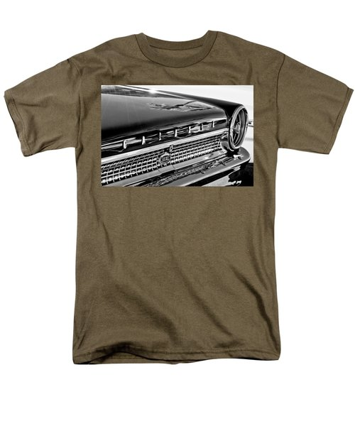 1963 Ford Galaxie 500XL Taillight Emblem T-Shirt by Jill Reger