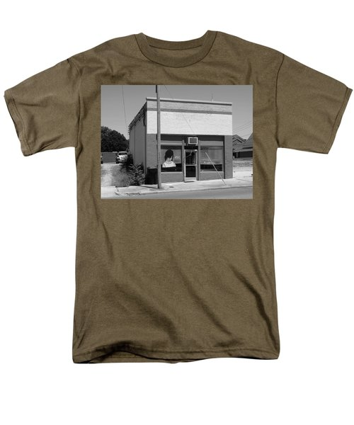 Burlington North Carolina - Small Town Business T-Shirt by Frank Romeo