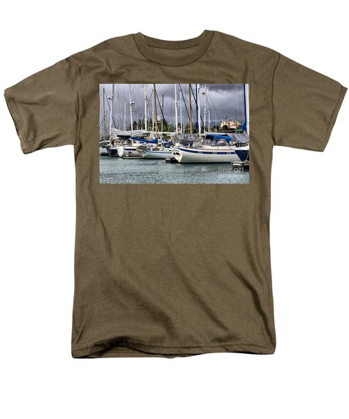 In the Harbor T-Shirt by Cheryl Young