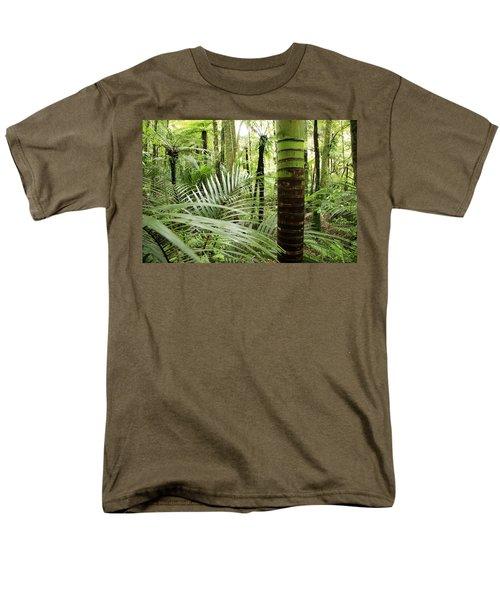 Rainforest  T-Shirt by Les Cunliffe