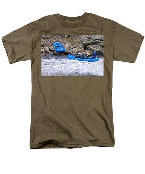 River Rafting T-Shirt by Susan Leggett