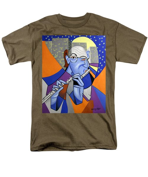 The Flutist T-Shirt by Anthony Falbo
