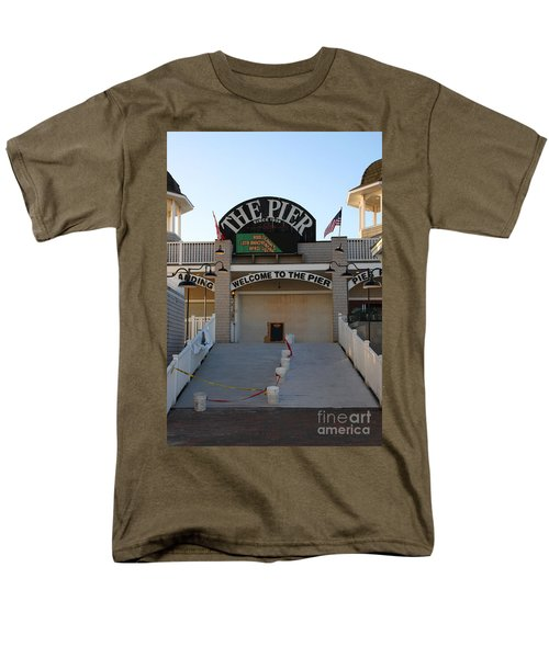 The Pier T-Shirt by Michael Mooney
