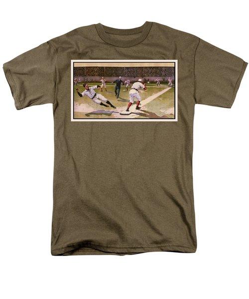 1898 BASEBALL -  AMERICAN PASTIME  T-Shirt by Daniel Hagerman
