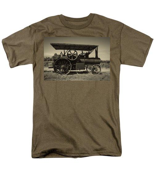 1921 Aultman Taylor Tractor T-Shirt by Debra and Dave Vanderlaan