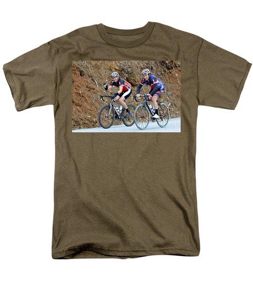 Gran Fondo Bike Ride T-Shirt by Susan Leggett
