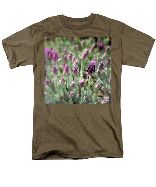 Lavender Standout T-Shirt by Carol Groenen