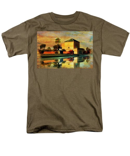 Medina of Marakkesh T-Shirt by Catf