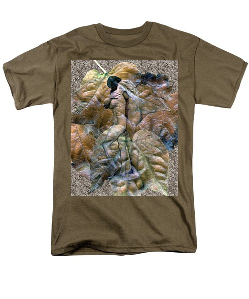 Sheltered T-Shirt by Kurt Van Wagner