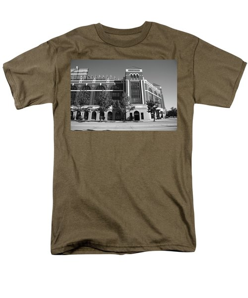Texas Rangers Ballpark in Arlington T-Shirt by Frank Romeo