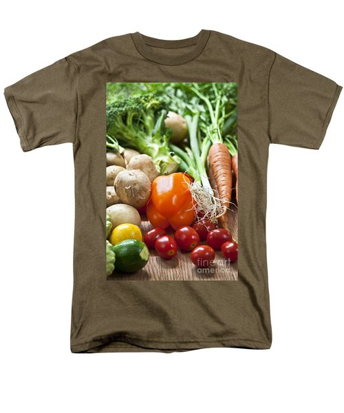 Vegetables T-Shirt by Elena Elisseeva