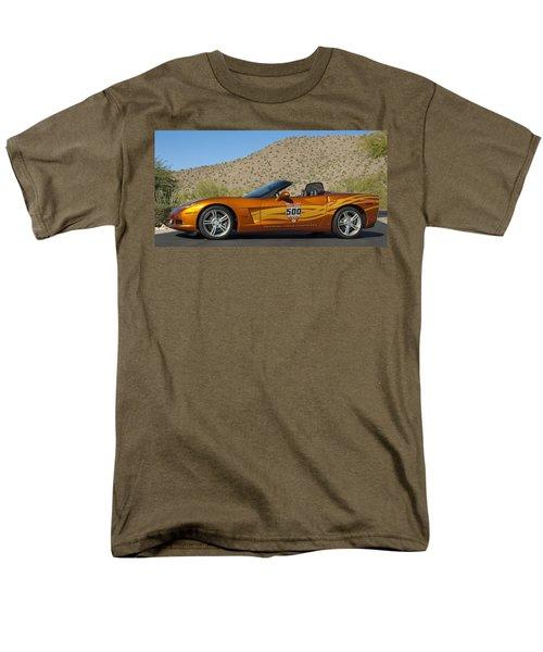 2007 Chevrolet Corvette Indy Pace Car T-Shirt by Jill Reger