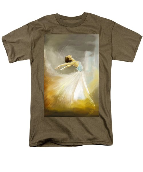 Ballerina  T-Shirt by Corporate Art Task Force