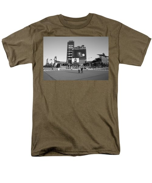 Citizens Bank Park - Philadelphia Phillies T-Shirt by Frank Romeo