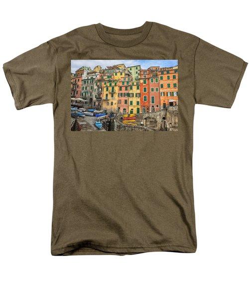 Riomaggiore T-Shirt by Joana Kruse