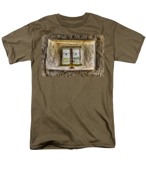 The Cross T-Shirt by Adrian Evans