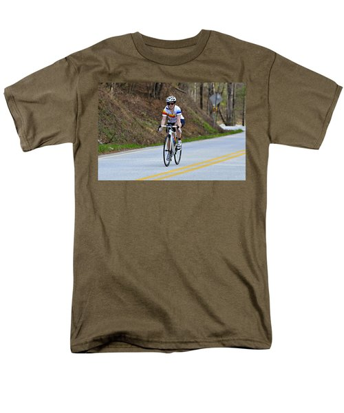 Gran Fondo T-Shirt by Susan Leggett