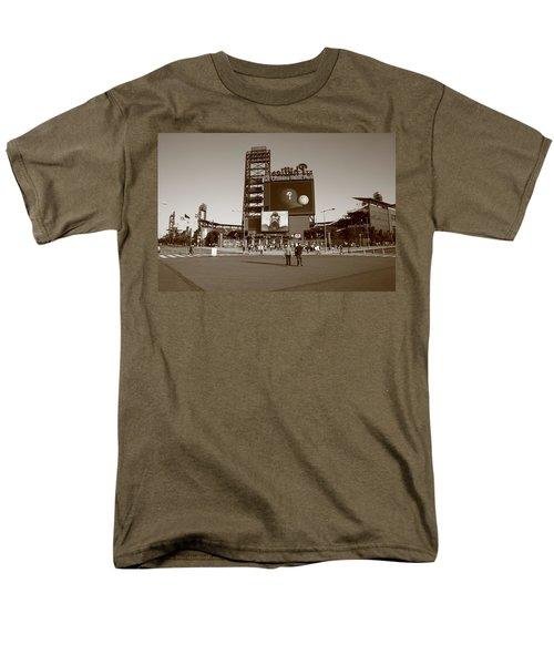 Citizens Bank Park - Philadelphia Phillies T-Shirt by Frank Romeo