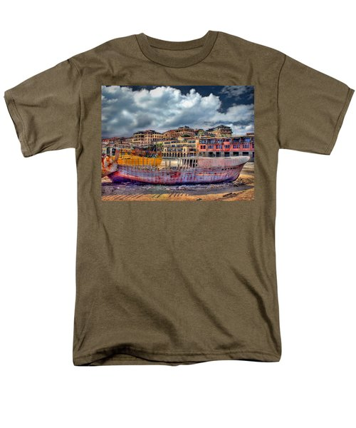 a genesis sunrise over the old city T-Shirt by Ronsho