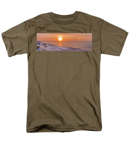 A Sundog Hangs In The Air Over The T-Shirt by Kevin Smith