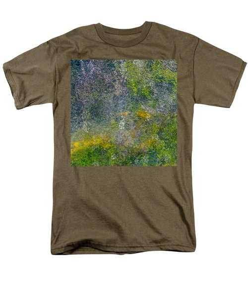 Abstract By Nature T-Shirt by Roxy Hurtubise