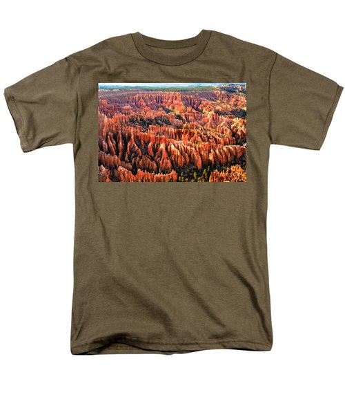 Afternoon Hoodoos T-Shirt by Robert Bales