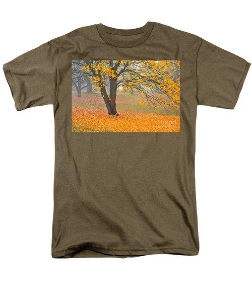 Autumn Fallen T-Shirt by Terri Gostola