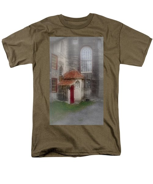 Back Door To The Castle T-Shirt by Susan Candelario