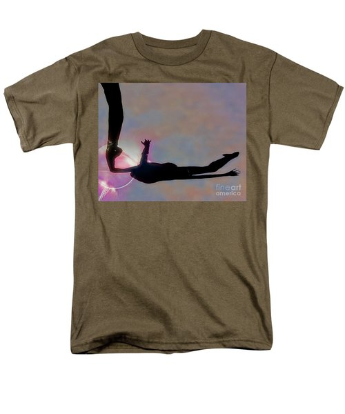 Ballerina On Point T-Shirt by Tom Gari Gallery-Three-Photography