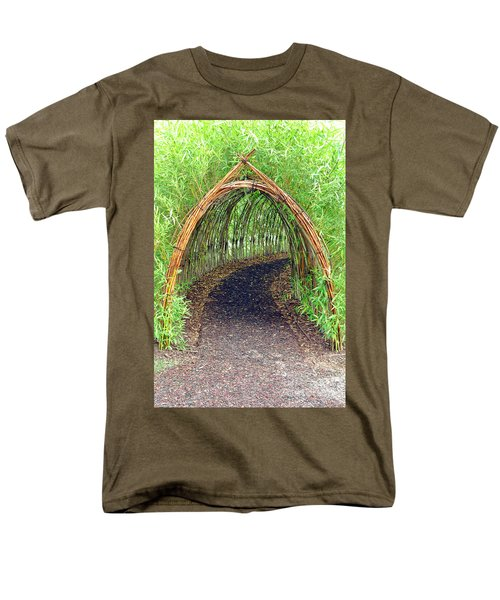 Bamboo Tunnel T-Shirt by Olivier Le Queinec