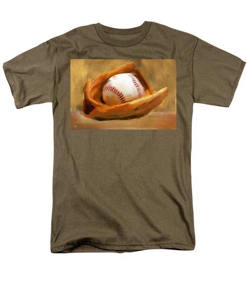Baseball V T-Shirt by Lourry Legarde