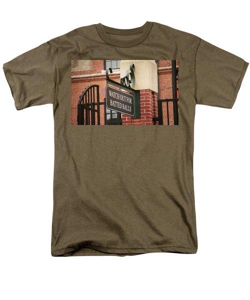 Baseball Warning T-Shirt by Frank Romeo