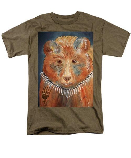Bear Medicine T-Shirt by Ellen Levinson