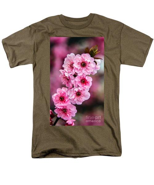 Beautiful Pink Blossoms T-Shirt by Robert Bales