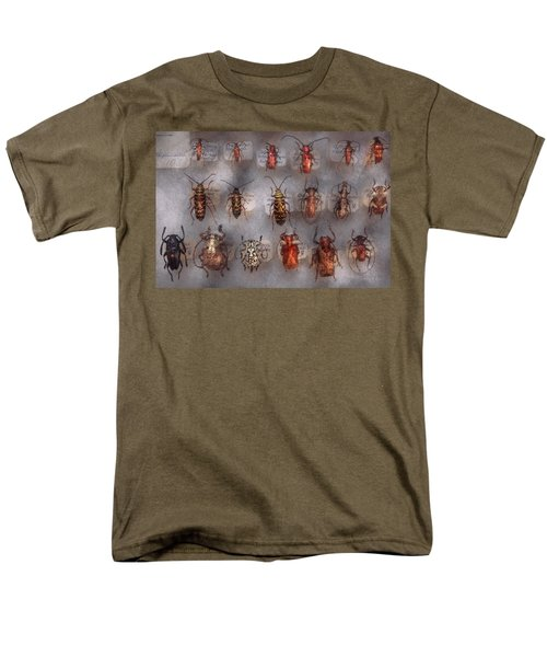 Beetles - The usual suspects  T-Shirt by Mike Savad