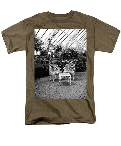 BILTMORE SOLARIUM Asheville NC T-Shirt by William Dey
