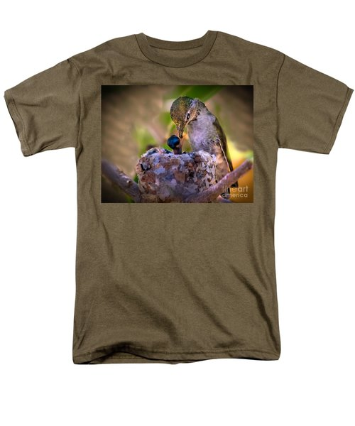 Breakfast T-Shirt by Robert Bales