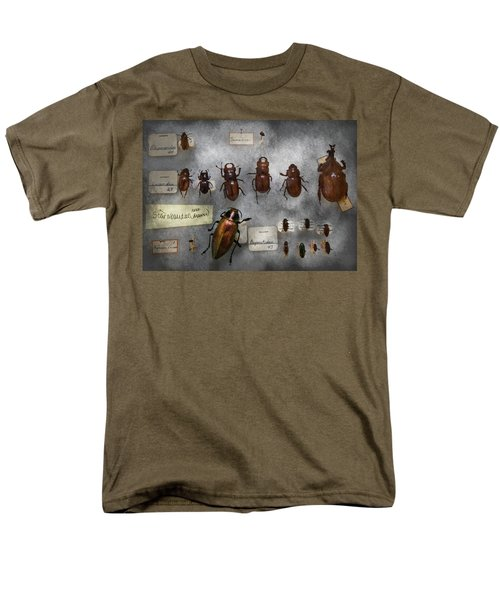 Bug Collector - The insect Collection  T-Shirt by Mike Savad