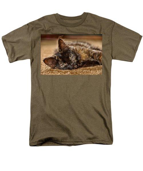 Coco Kitten T-Shirt by Trever Miller